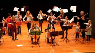 "James Arthur ""Impossible"" - String Orchestra Cover  -  ""Streicher ohne Namen"""