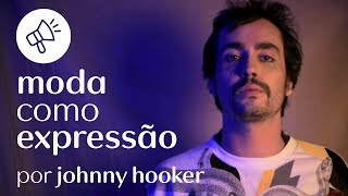 AMPLIFICA com Johnny Hooker - Moda como expressão