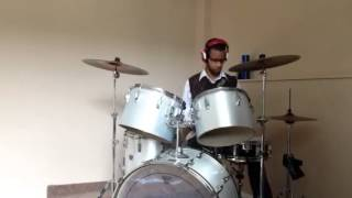 Brick - Dazz (Drum Cover)