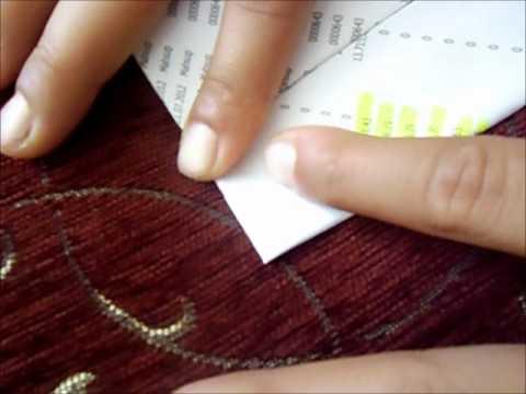 Origami Dersleri - Basit Kutu Yapımı
