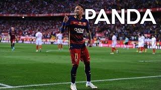 Neymar Jr - Panda | Amazing Tricks & Skills 2016 | HD