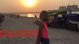 Subeme la Radio short cover by Kellie-Anne Poirier