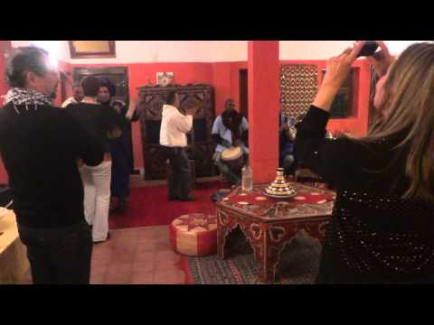 New Year Party Morocco 2012-2013 – Hotel Dar Rita in Ouarzazate – part 5