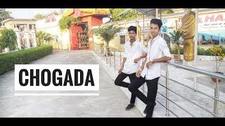 Chogada | Love Yatri | Dance cover | Abhi