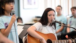 Marie Digby & Dorothy Cho cover of Be My Baby (The Ronettes)