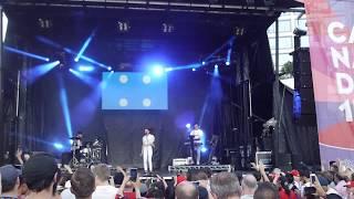 Dragonette - Hello [Live] Canada Place - Canada Day 2017