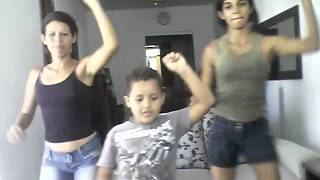 coreografia largadinho