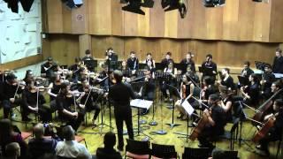 The Polyphony Ensemble-Beethoven Symphony no.1 (3rd Movement)