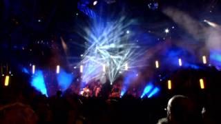 Shpongle Live In Concert - Israel 25/11/11 By Moksha Project
