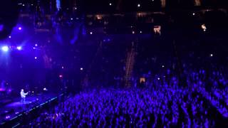 Pearl Jam - 'better man' live Pittsburgh 2013