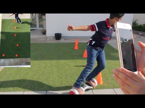 HOVER-BOARD CHALLENGE | تحدي السكوتر الذكي