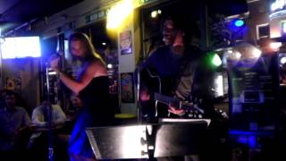 PINK HOUSES COVER: Scott Berendt live at World of Beer on Brady street Milwaukee 8/18