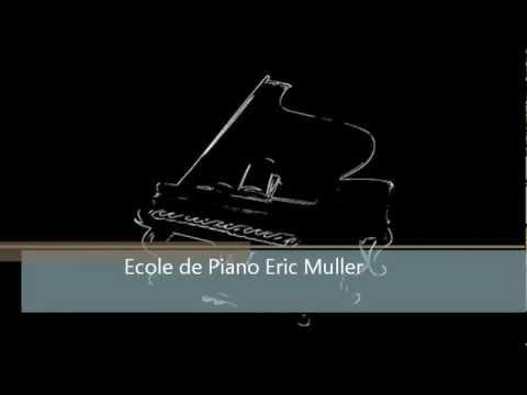 Partition de la Valse Favorite de Mozart au piano