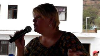 """""""LA VENIA BENDITA"""" CON CLAUDIA SALINAS VOCES DE MUJER  08-JUL-2012.mpg"""