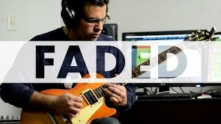 Alan Walker - Faded | Electric Guitar Cover