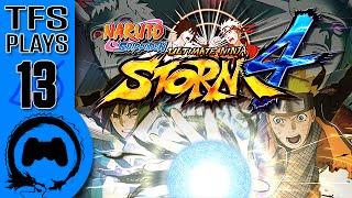 TFS Plays: Naruto Ultimate Ninja Storm 4 - 13 -
