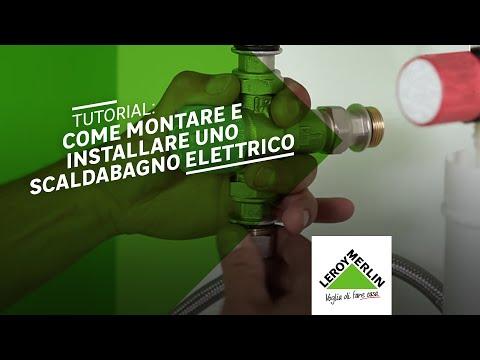 Come sostituire lo scaldabagno elettrico tutto per casa - Come funziona lo scaldabagno elettrico ...
