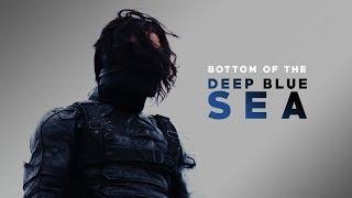 Bottom of the Deep Blue Sea | Steve + Bucky