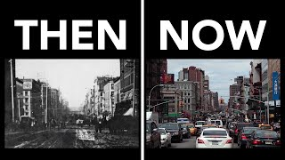 New York Now and Then: 1873 vs 2014 width=
