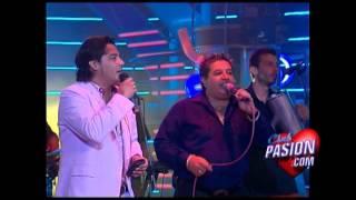 Mario Luis Vs Uriel Lozano Juntos en pasion 1-2-2014