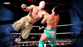 2005 2014  John Cena 6th WWE Theme Song    The Time Is Now  + Download Link ᴴᴰ