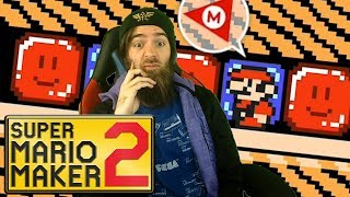 Is This It? Our VERY FIRST... // ENDLESS SUPER EXPERT [#01] [SUPER MARIO MAKER 2]