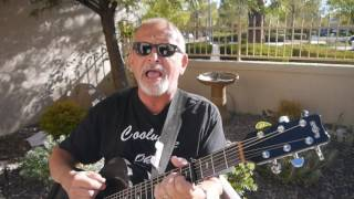 Acoustic Bruce cover of Let's Live For Today by the Grass Roots