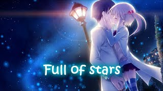 "『Nightcore』- ""A Sky full of stars"""