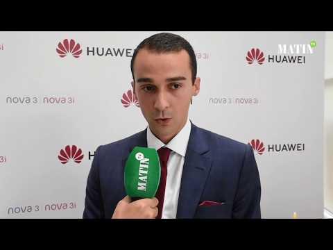 Video : Huawei nova 3 fait son entrée au Maroc