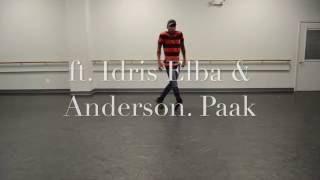 Macklemore ft. Anderson. Paak & Idris Elba - Dance Off I @ricimove