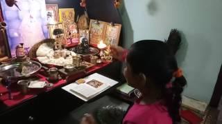 vanshika jindal's Aarti kunj bihari ki