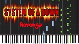 System Of A Down - Revenga [Piano Tutorial] (♫)