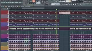 Tony Junior & KURA - Walk Away ft. Jimmy Clash (FL Studio Remake) Free flp