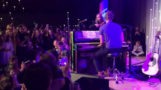 Chris Martin ft. Davide Rossi -  Shape Of You ( Cover ) HD