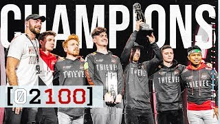 100 THIEVES WINS FIRST EVER CHAMPIONSHIP [02100]