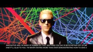 Eminem Rap God Fast Part Lyrics