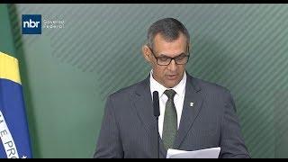 Floriano Peixoto é o novo ministro da Secretaria-Geral