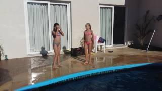 Desafio na piscina #1