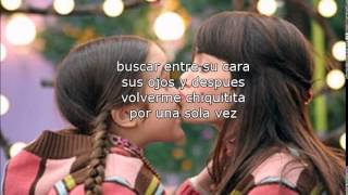 """Lali Esposito - """"Por Una Sola Vez"""" (con letra)"""