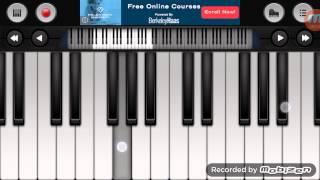 Ja Rule ft. Ashanti -  Mesmerize (phone piano )