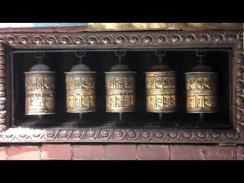 Mani Prayer Wheels,Mahabouddha ,Patan Mahabouddha temple,Mahabouddha Bihar