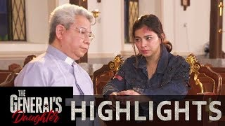 The General's Daughter: Rhian confesses her sins to a priest   EP 27