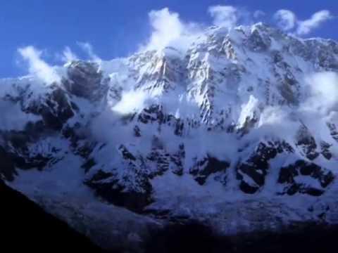 Trekking Annapurna base camp.wmv