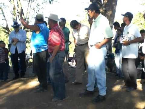 Community Meeting in Nicaragua