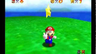 Star Get - Super Mario 64