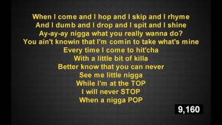Is Eminem really a Rap God Speed Test! Busta Rhymes, Tech N9ne, Twista, Young Blaze.mp4