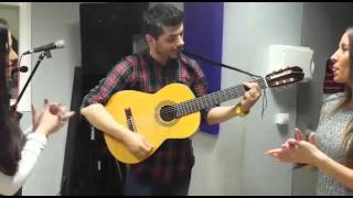Demarco Flamenco - Flamenqueando con Saray Jiménez & Helena.