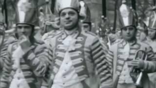 Dreigestirn und Prinzen-Garde 1937 | Kölner Karneval