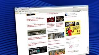Estreia do Portal G1 Pernambuco - NETV 2ª Edição - Globo NE HDTV