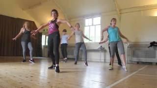 Volveras a Mi, Yelsid - Zumba dance fitness, Julia Beale